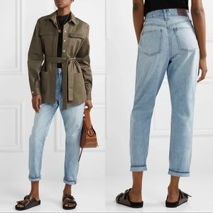 {Madewell} The Perfect Vintage Jean in Fitzgerald